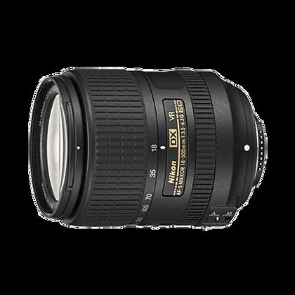 Lente AF-S DX NIKKOR 18-300MM F3.5-6.3G