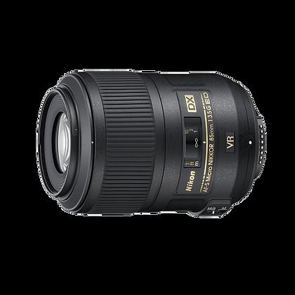 Lente 85mm Af-S Dx Micro Nikkor F/3.5G Edvr