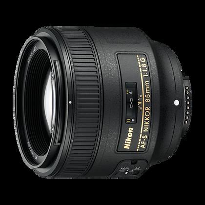 Lente AF-S NIKKOR 85mm f/1.8G