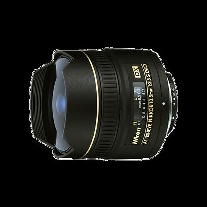 Lente AF DX Fisheye Nikkor 10.5mm F/2.8G ED