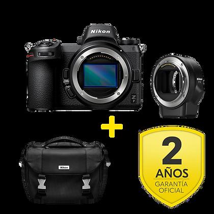 Nikon Z7 Cuerpo