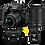 Thumbnail: Nikon D3500 18-55mm + 70-300mm