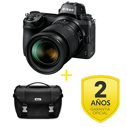 Nikon Z6 - 24-70mm