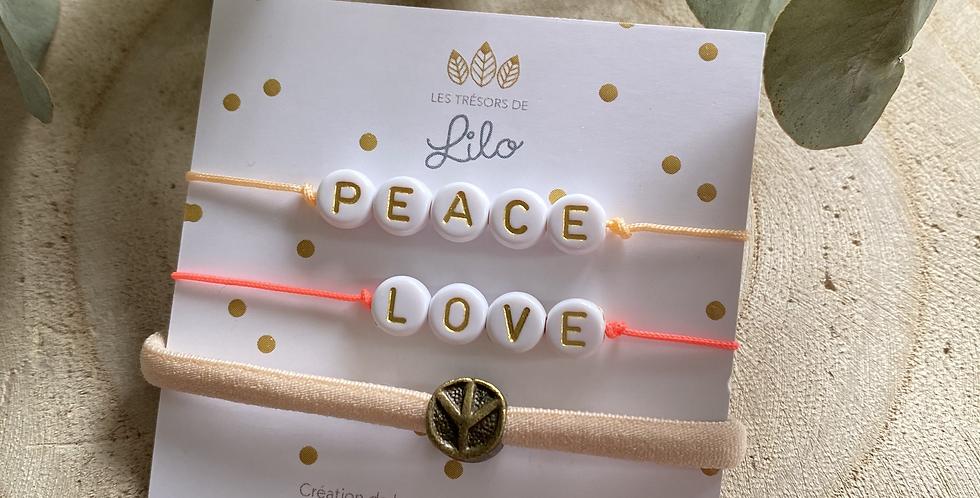 Trio Peace & Love