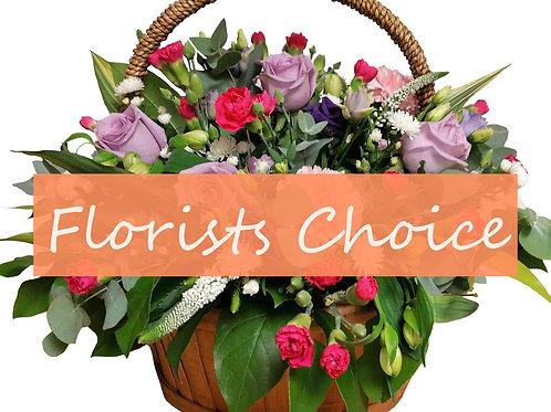 Florists Choice Baskets!