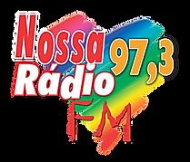 Logo_Nossa_R+ídio_97,3_FM_-_Belo_Horizon