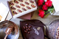 CHOCOLATES and LOVE