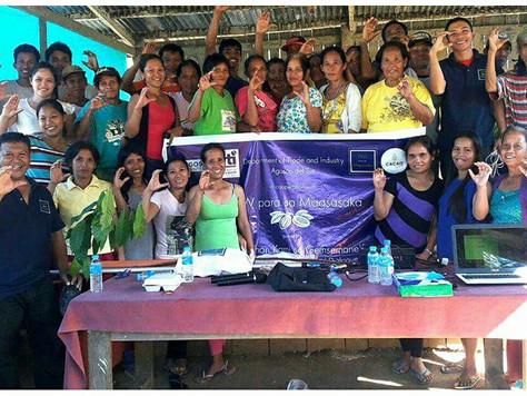 Bayanihan sa Barangay Gethsemane, Bayugan City