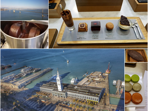 A Taste of America…Cacao Doctor Luchie Travels (Part 2 of 3)