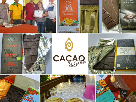 OPM Farmers Discover the Different Flavors of Chocolate at Chocolate Tasting 101: An Introduction to