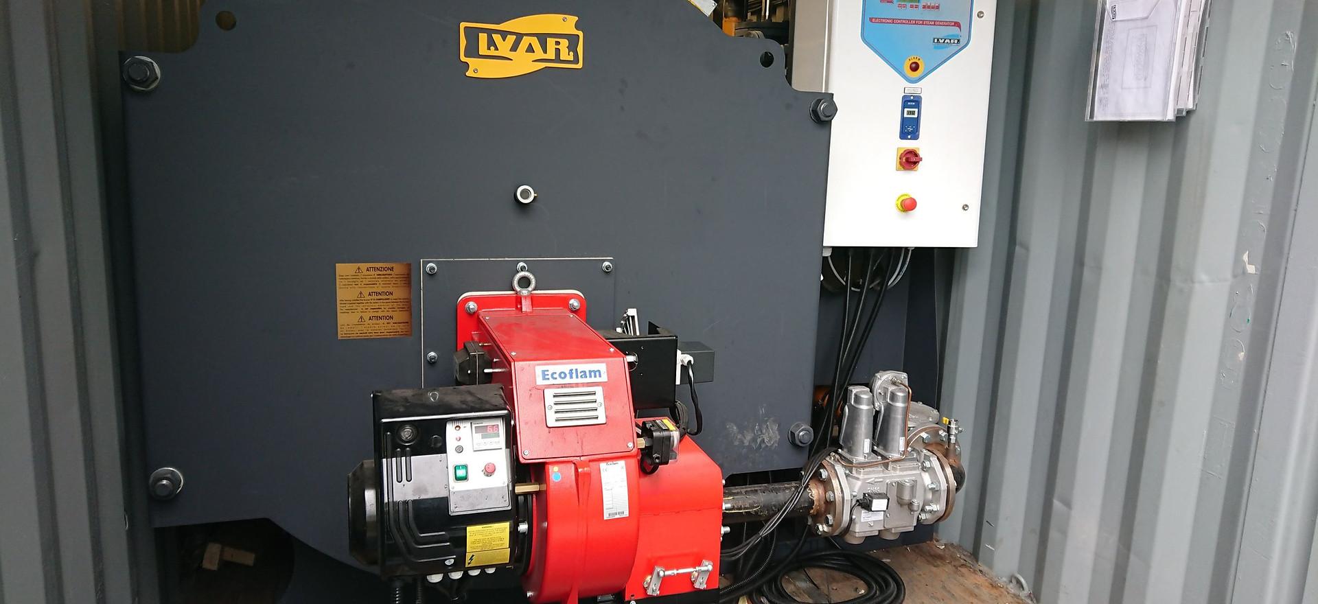 IVAR Boiler