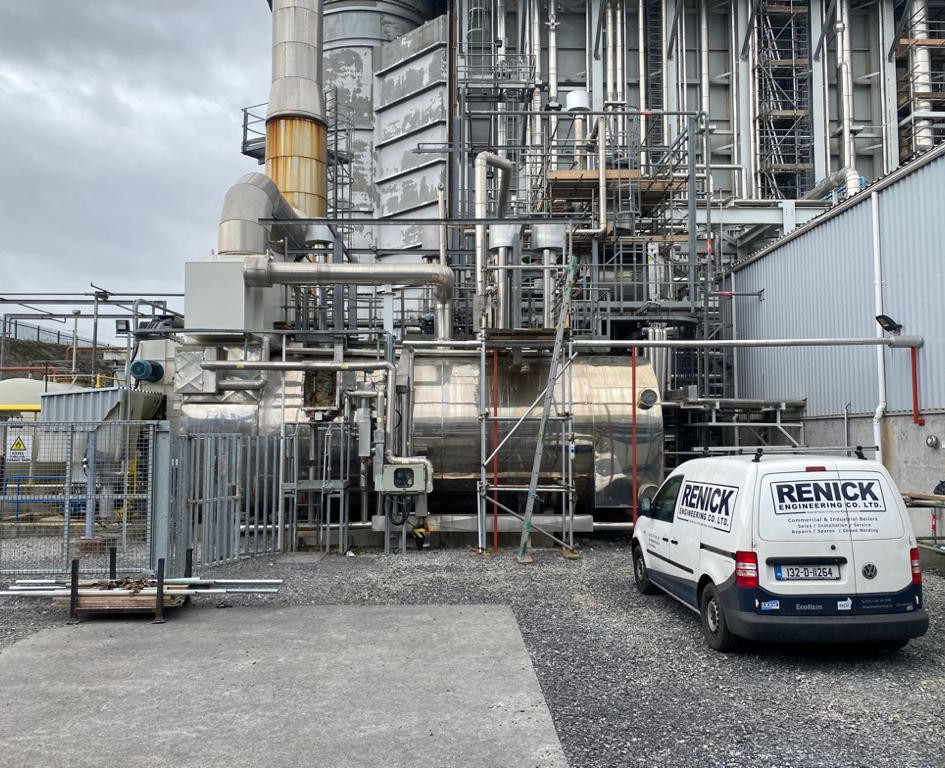 Tynagh Power Plant