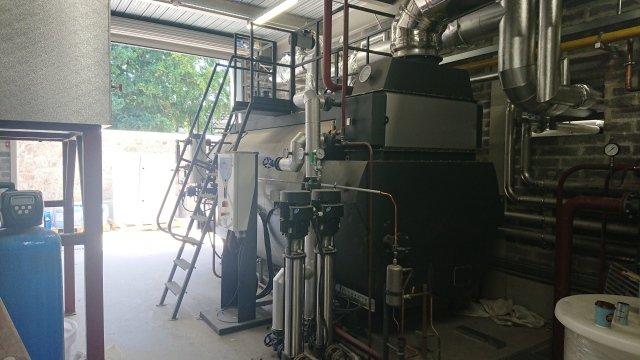 twin boiler