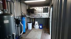 Inside Boiler House