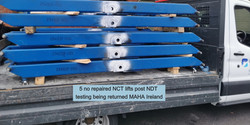 Lift posts returned MAHA Ireland.jpg