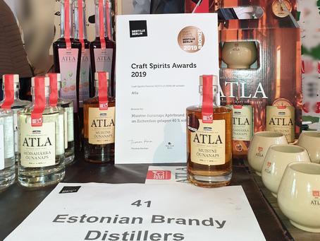 Berliini Craft Spirits messil 2019