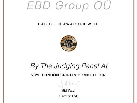 Reis Londoni Craft Spirits messile 2020