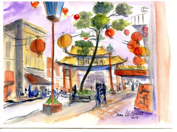 Chinatown 16/013