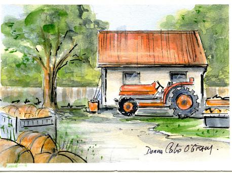 Autumn, Dan's Farm 20/011a