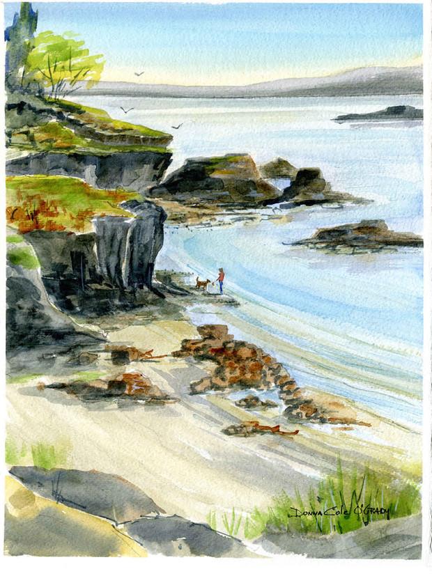 Cliffs & Friend, Tower Point 19/026