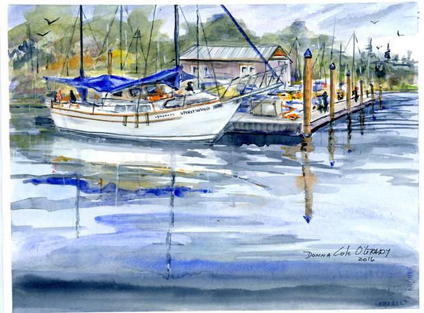West Bay Marina 16/007