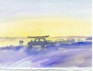Sunset Clover Point 16/033
