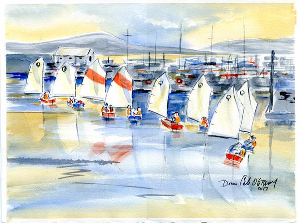 Setting Sail 17/032