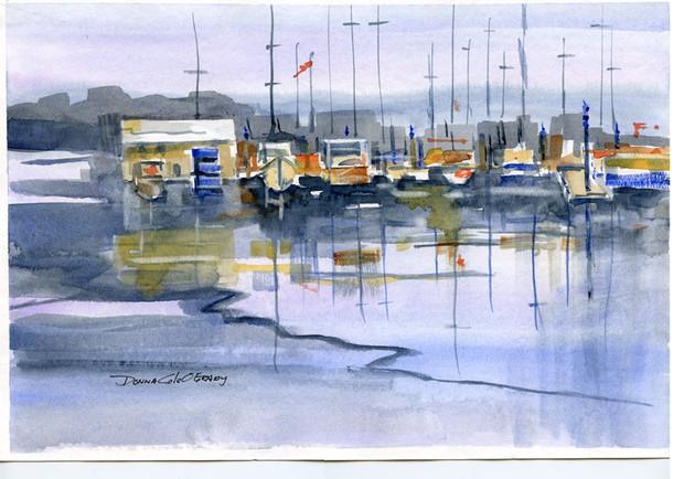 Boathouse Oak Bay 15/020