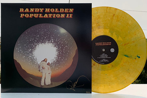 Randy Holden - Population II (Clear/Orange/Green High Melt)