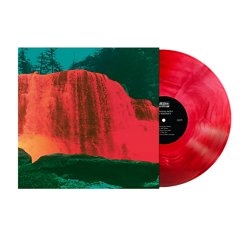 My Morning Jacket - The Waterfall II (Indie Exclusive Merlot Wave Colored Vinyl)