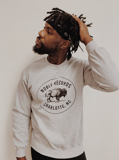 Grey Buffalo Sweatshirt