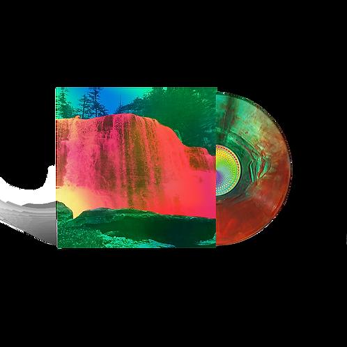 My Morning Jacket - Waterfall II Limited Deluxe Edition (Green/Orange Vinyl)