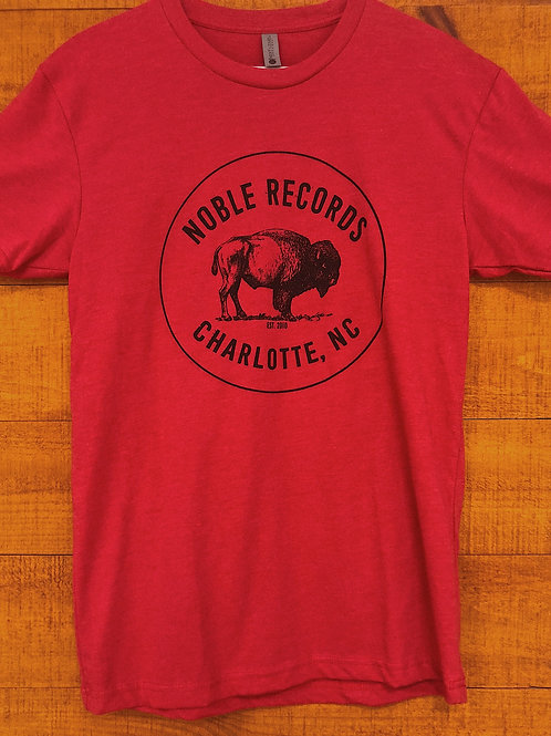 Red Bison Tee