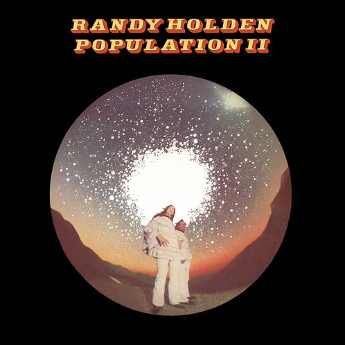Randy Holden Population II Limited Edition Yellow Vinyl Preorder