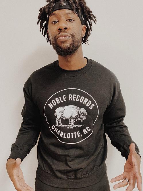 Black Buffalo Sweatshirt