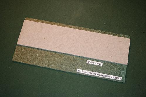 "HO Scale Flat Panels, 8"" wide"