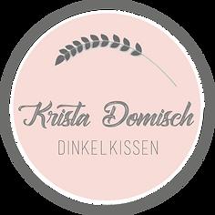 Krista Domisch Dinkelkissen