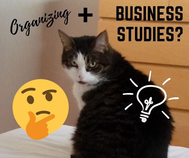 Schau über den Fächerrand hinaus (BWL Ed.) | Think Outside The Field (Business Studies Ed.)