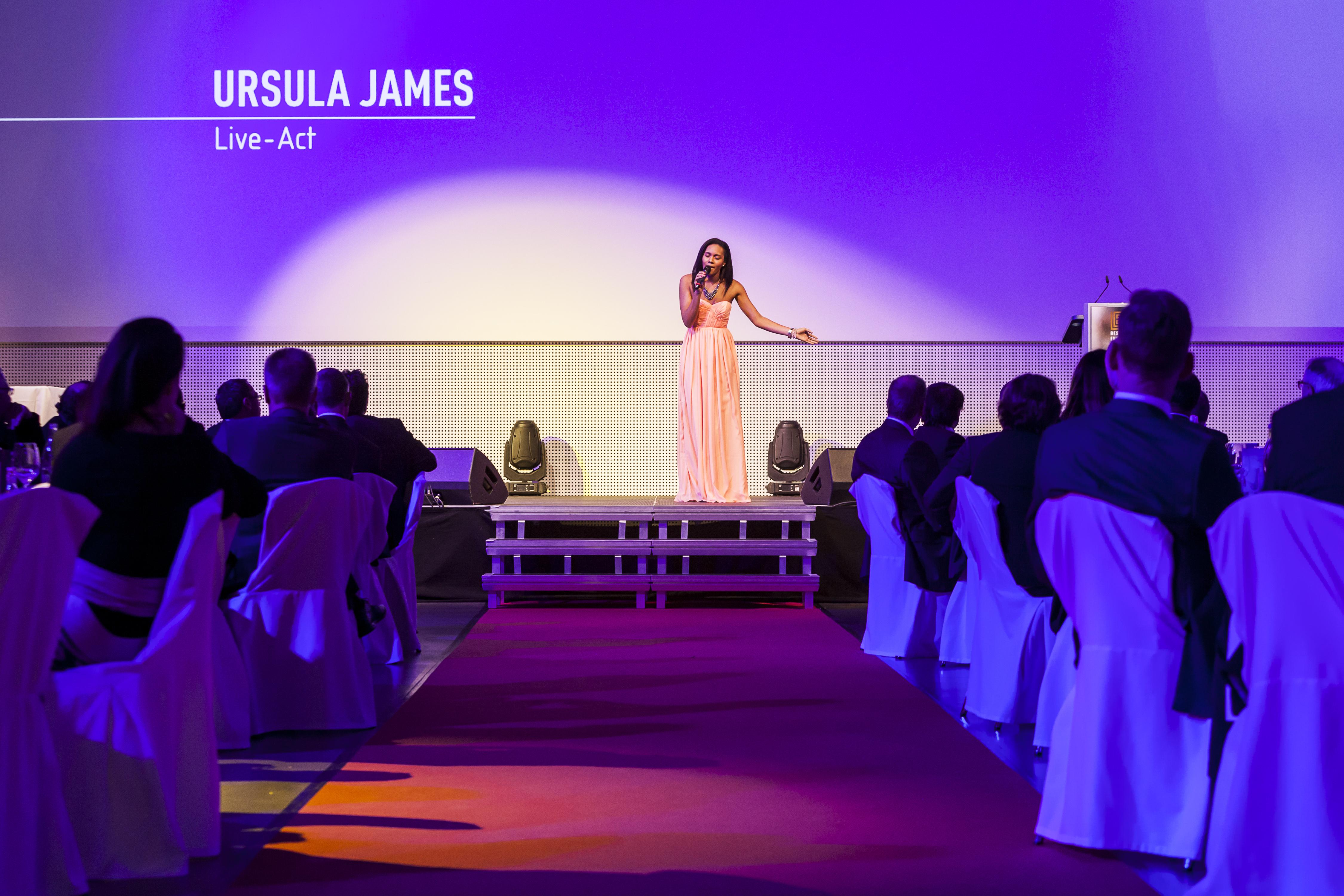 Ursula James Gala