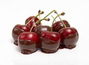 Chocolade-kerscake