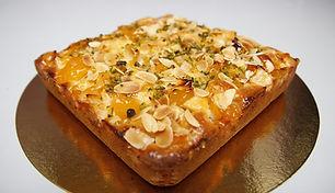 Appel-Abrikoostaart