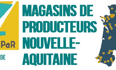 2ème rencontre Régionale des Magasins de Producteurs de Nouvelle-Aquitaine