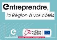 Visuel Entreprendre La Région a vos cote