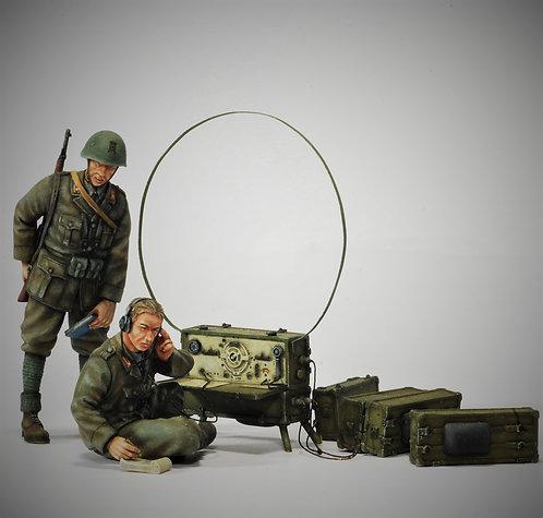 Cod. 4017 ITALIAN RADIO OPERATORS