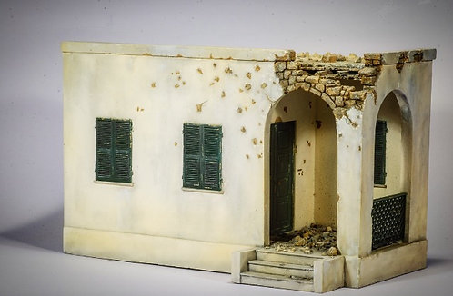 Cod. 4079 ITALIAN COLONIAL HOUSE