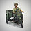 Thumbnail: Cod. 4035 MOTOTRICICLO BENELLI M 36