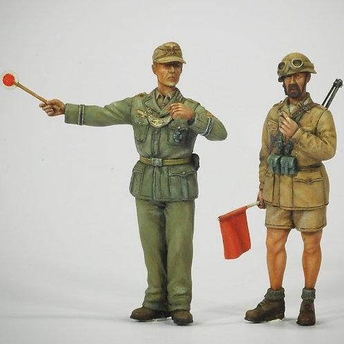 Cod. 4064 ITALIAN & GERMAN TRAFFIC MOUVERS