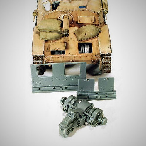 "Cod. 4052 TRANSMISSION FOR ""M"" SERIES ITALIAN TANKS"
