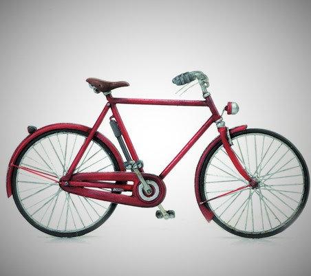 Cod. 4090 Bicicletta Taurus mod. 25