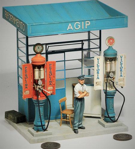 Cod. 40105 AGIP PETROL STATION